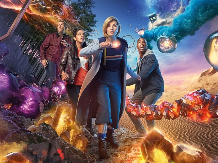 Doctor Who Foto: BBC