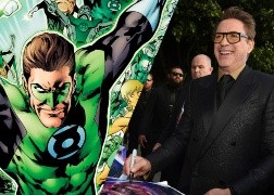 Robert Downey Jr. / Green Lantern