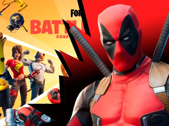 Deadpool es la skin secreta de la nueva temporada del famoso battle royal Fortnite(Epic Games / Marvel)