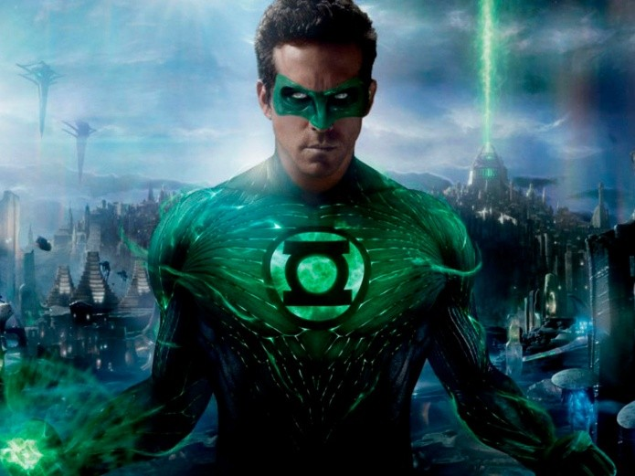 Ryan Reynolds interpretó a Green Lantern(Warner Bros. Pictures)