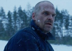 """""""Stranger Things"""": David Harbour compara su personaje con """"Lord of the Rings"""""""