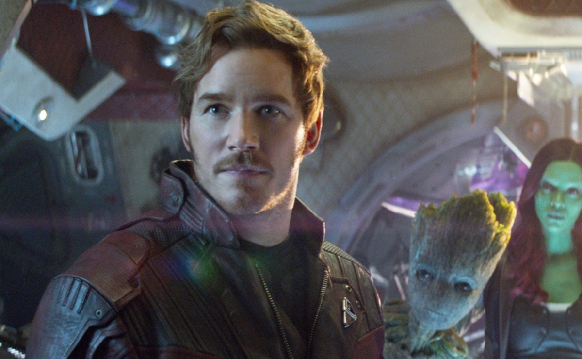"Foto: Chris Pratt es nombrado el ""peor Chris en Hollywood"" / Vía Marvel"